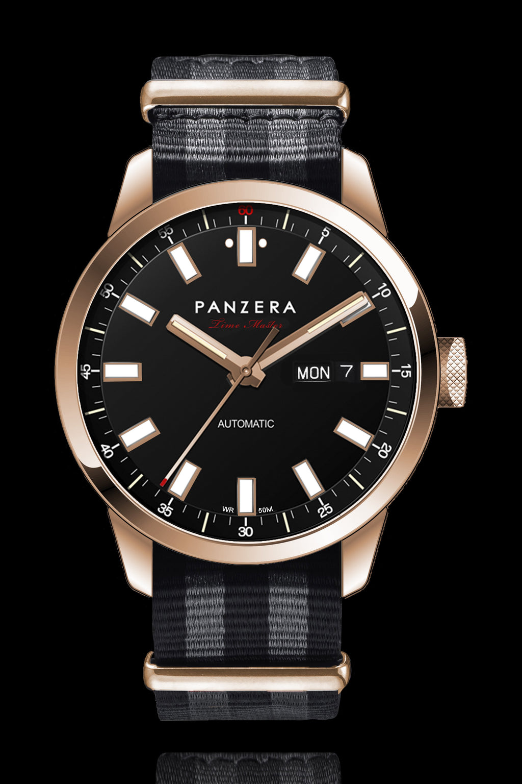 PANZERA TIME MASTER GRAND TOURING MK5