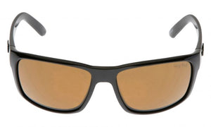 UGLY FISH XENON PC3252 SHINY BLACK FRAME BROWN LENS