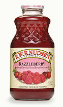 Razzleberry, 12 x 1 Qt. by Knudsen