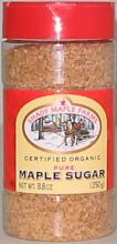 Maple Sugar, Organic, 8.8 ozs. by Shady Maple Farm