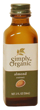 Almond Extract Organic 16 oz  by Frontier