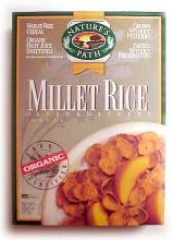 Millet Rice Flakes, Organic, 6 x 32 ozs. by Nature's Path