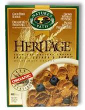 Heritage Flakes, 6 x 32 ozs. by Nature's Path