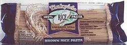 Brown Rice Spaghetti, Bulk, Organic, 10 lbs. by Tinkyada