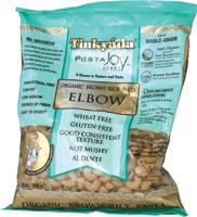 Brown Rice Elbows, Organic, 12 x 12 ozs. by Tinkyada