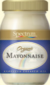 Omega-3 Soy Mayonnaise, Organic, 12 x 16 ozs. by Spectrum