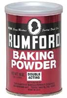 Rumford Baking Powder (Non Aluminum), 5 lbs. by Rumford