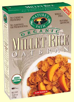 Millet Rice Flakes, Organic, 12 x 13.25 ozs. by Nature's Path