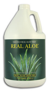 Organic Aloe Vera, 1 Gallon, Case of 4