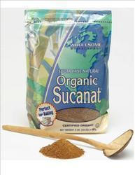 Sucanat, 100% Organic Dried Cane Jui, 2 lbs. by Wholesome