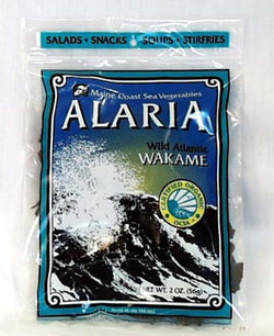 Alaria - Whole Plant, Organic, 2 ozs. by Maine Coast
