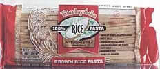 Brown Rice Fettucini, Bulk, 10 lbs. by Tinkyada