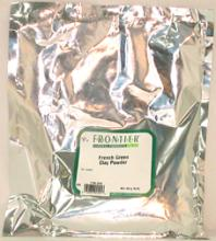 Clay Powder, French, Green, 1 lb by Frontier