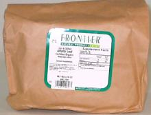 Alfalfa Leaf Powder Organic 1lb by Frontier