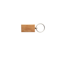 Custom Wooden Keyrings