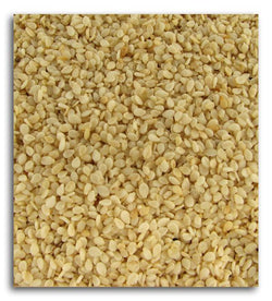 Bulk Sesame Seeds White Hulled - 1 lb.
