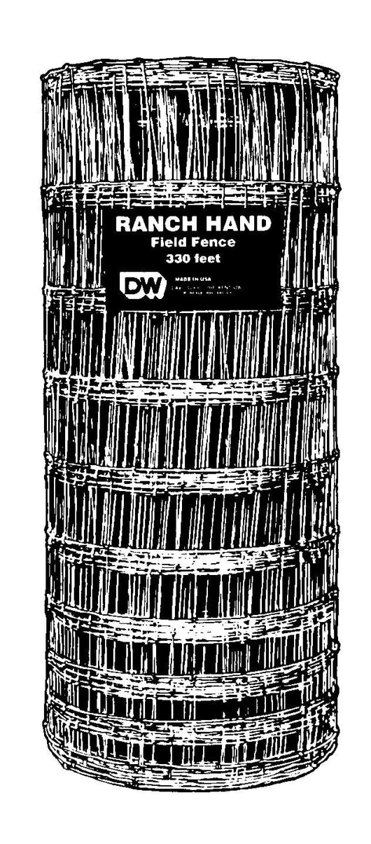 Davis Wire RanchHand Hinge Joint Field Fence (330' roll) - 47