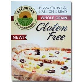 Sun Flour Mills Pizza Crust and French Bread Mix Gluten Free - 17.4 ozs.