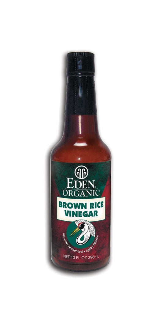 Eden Foods Vinegar Brown Rice Imported  - 12 x 10 ozs.