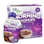 Plum Organics Kids Oatmeal Raisin Organic Mashups Morning Mashups 4
