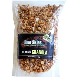 Blue Skies Bakery Granola, Classic, Made with Organic Ingredients - 12 ozs.