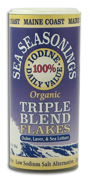 Maine Coast Triple Blend Flakes Organic - 1 oz.