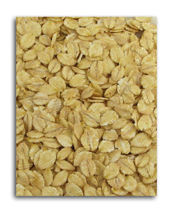 Montana Milling Barley Flakes Rolled Organic - 5 lbs.