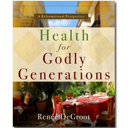 Books Health for Godly Generations - 1 book