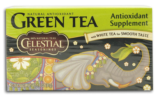 Celestial Seasonings Green Tea with Antioxidants - 6 x 1 box