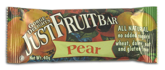 Gorge Delights Pear Pear Bar - 3 x 1.4 ozs.