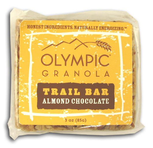 Olympic Granola Almond Chocolate Trail Bar - 3 x 3 ozs.