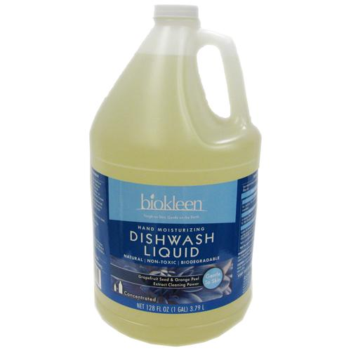 Biokleen Moisturizing Dishwash Liquid - 1 gallon
