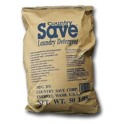 Country Save Laundry Powder Bag - 50 lbs.
