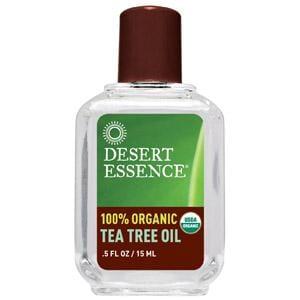 Desert Essence Tea Tree Oil Organic - .5 ozs.