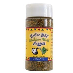 Garlic Gold Garlic Italian Herb Nuggets, Organic - 6 x 1.6 ozs.