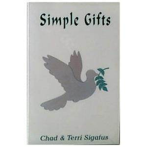 Teeter Tot Records Simple Gifts - 1 CD