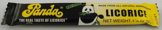 Panda Licorice Bar - 3 x 1 oz.
