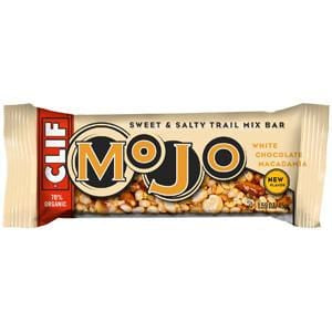 Clif Bar Mojo Trail Mix Bar, White Chocolate Macadamia - 3 x 1.59 ozs.