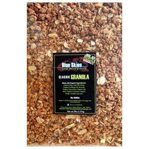 Blue Skies Bakery Granola, Classic, Made with Organic Ingredients - 6 x 5 lbs.