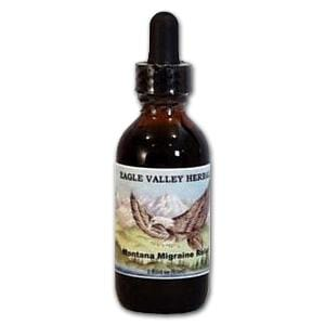 Eagle Valley Migraine Relief Formula - 2 ozs.