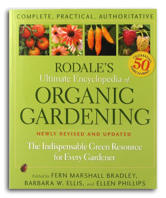 Books Encyclopedia of Organic Gardening - 1 book