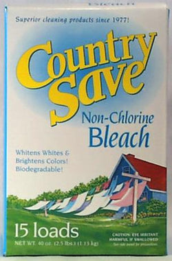 Country Save Non-Chlorine Bleach (15 Loads) - 2.5 lbs.