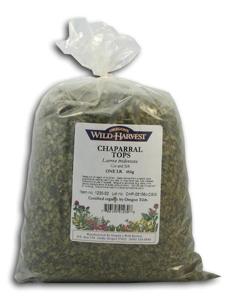 Starwest Chapparral Cut & Sifted - 1 lb.