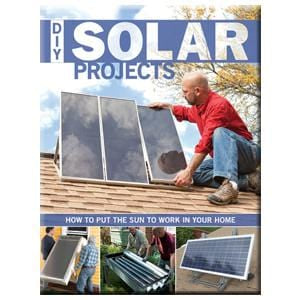Books DIY Solar Projects - 1 Book