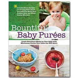 Books Bountiful Baby Purees - 1 book