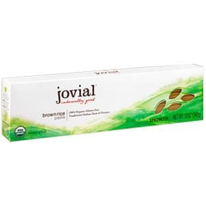 Jovial Foods Brown Rice Spaghetti, Gluten Free, Organic - 12 ozs.