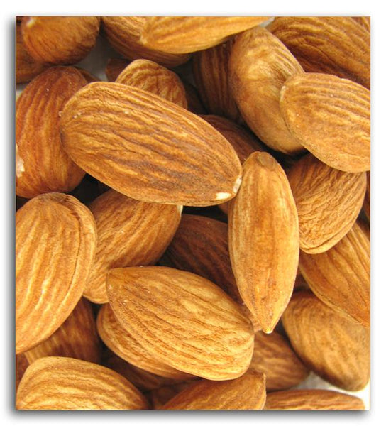 Bulk Almonds Raw Organic - 2 lbs.
