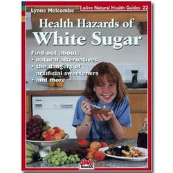 Books Health Hazards of White Sugar - 1 book