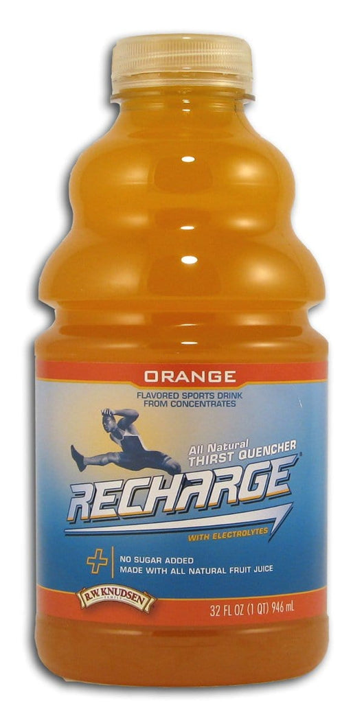 Knudsen Recharge Orange - 12 x 32 ozs.