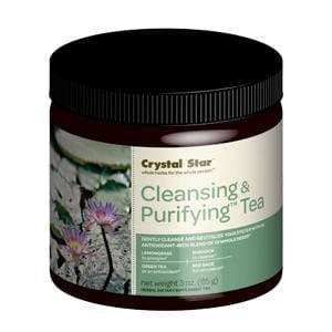 Crystal Star Cleansing & Purifying Tea - 3 oz